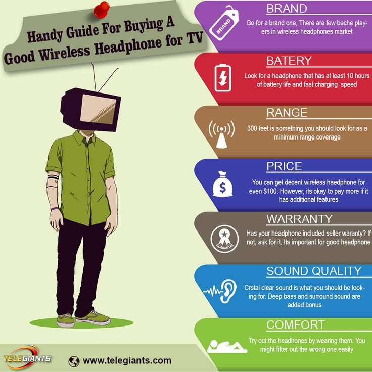 A Handy Guide For Buying A Good #Wireless #Headphone for #TV