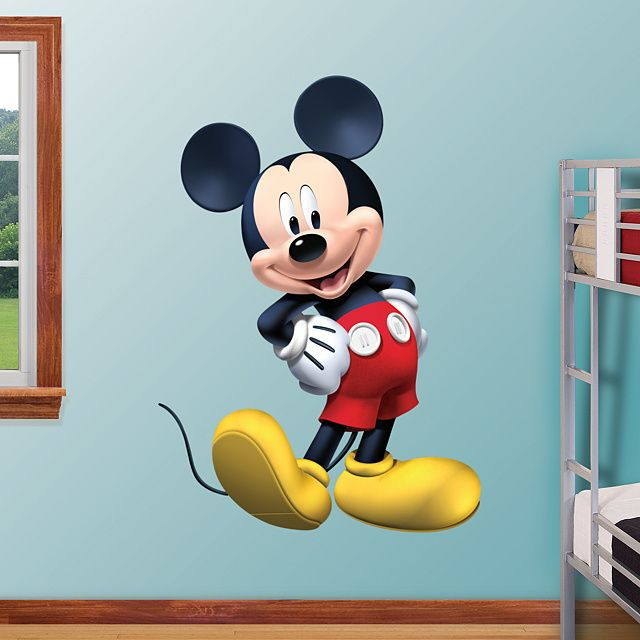 184 best images about mickey party ideas on pinterest - Mickey mouse clubhouse bedroom decor ...