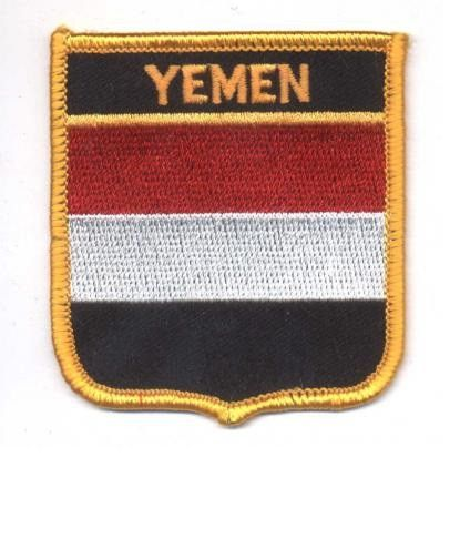 Yemen Patch Collectible Iron-On High Quality Stitching