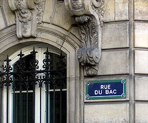 rue du bac paris la belle france places i went pinterest paris and travel. Black Bedroom Furniture Sets. Home Design Ideas
