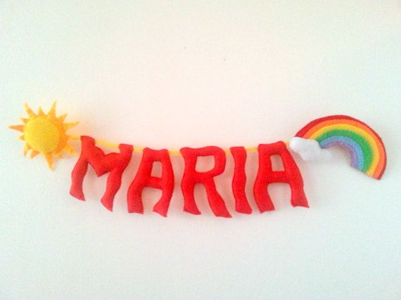 Rainbow Party Decoration Rainbow Baby Shower Personalized
