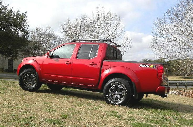 2014 Nissan Frontier PRO-4X: One tough truck - National Auto Reviews | Examiner.com
