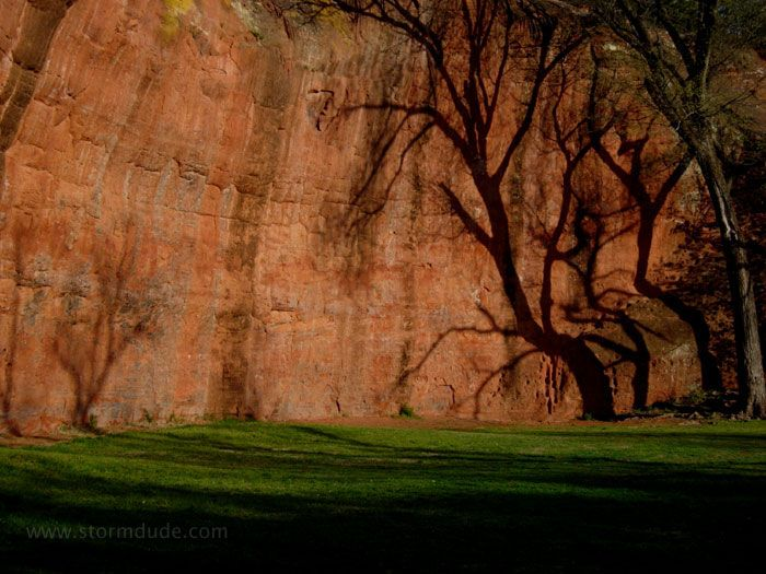 Red Rock Canyon, Oklahoma