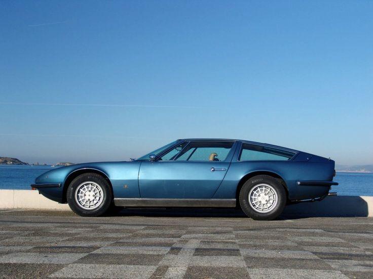 Maserati Indy 1968-75