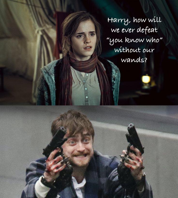 Wahnsinnig lustige Harry Potter Memes werden Sie von einer Besenfahrt niederschlagen