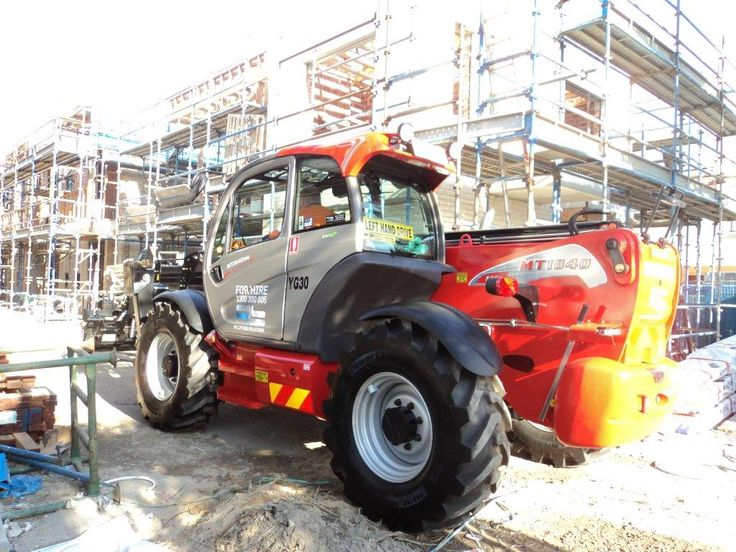 Welcome the pride of the fleet.   YG30 is a brand new Manitou MT1840HA, the biggest non slewing Telehandler in the world with its 18m lift height. We have added this machine to our wet hire fleet for our highly experienced operators to handle the most difficult applications. This machine is equipped with a Bucket, Jib, Rhino Hook, Forks, Rotator and a massive 1000kg SWL Elevated Working Platform.  www.liftingsolutions.com.au