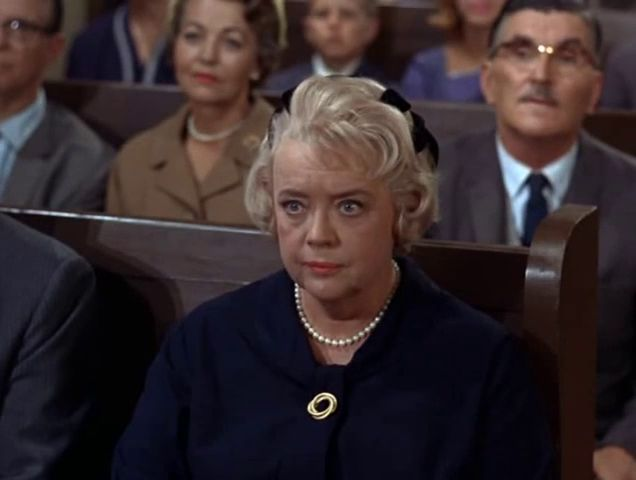The Andy Griffith Show: Season 7, Episode 5 Aunt Bee's Crowning Glory (10 Oct. 1966)  Frances Bavier, Howard McNear