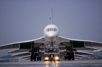 Air France Concorde Retirement Photos CD