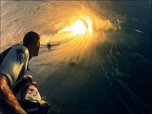 A világ érdekes extrém szelfi selfie sport