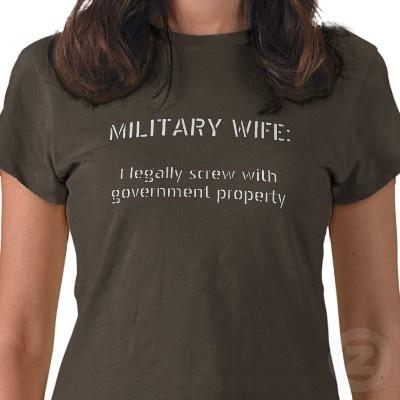 Military Wife  @Jenn Vallely South @Sherry Blackstock @Rebecca Frantzen @Kristy Bass @Jeremi Jackson