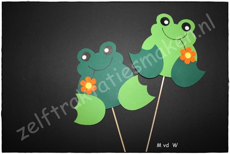 Traktatie ♥ Frog de Kikker ♥