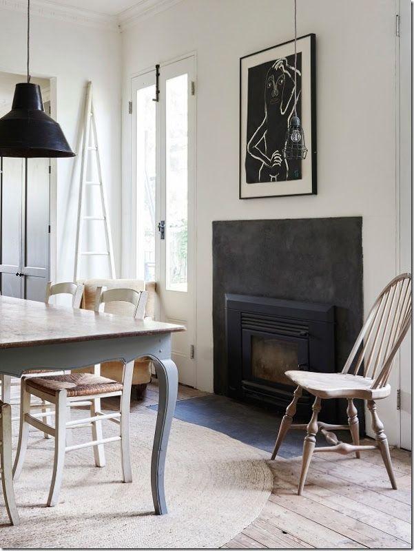 facciata camino Camino Pinterest - air conditionne maison prix