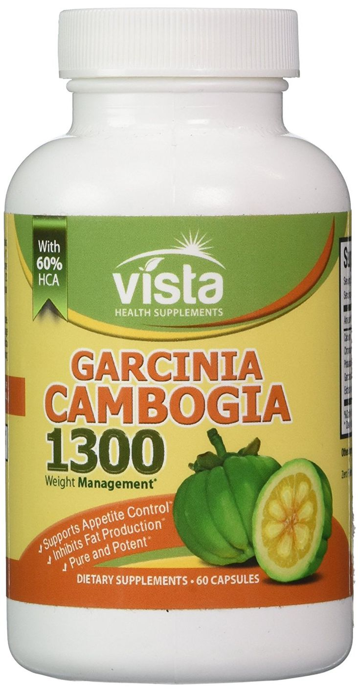Garcinia Cambogia Extract with HCA _€ Weight Loss Benefits _€ 1,000 MG Per Serving 60 Capsules- Featured on the Show _€ Supports Appetite Control _€ Inhibits Fat Production - Formulated using Nature's perfect diet ingredient: Garcinia Cambogia **