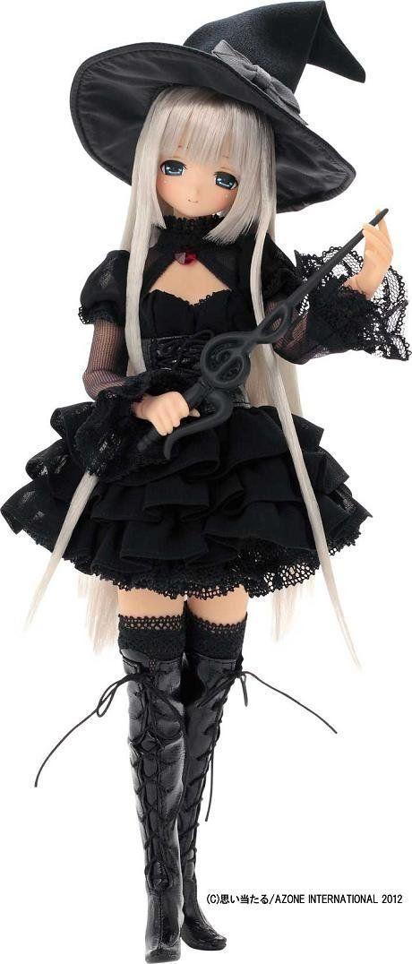 cute Azone Doll