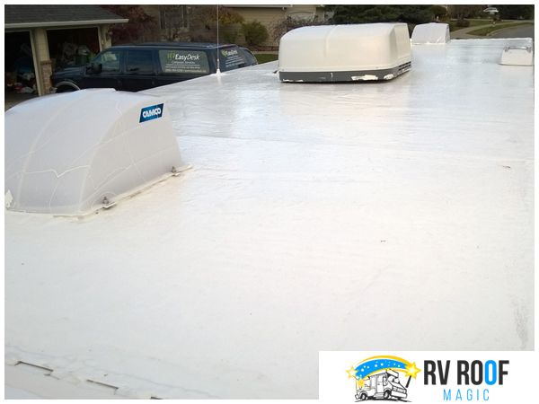 Rv Or Motorhome Winter Alert What Timely Action Needed To Fix Rv Roof Leaks Avoid Costly Repairs Rv Roof Repair Roof Leak Repair Leak Repair