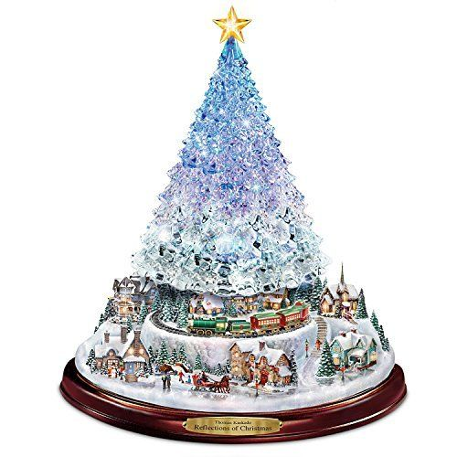Disney Tabletop Christmas Tree: The Wonderful World Of Disney by The Bradford Exchange