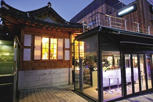 Wine Bar and HanOk