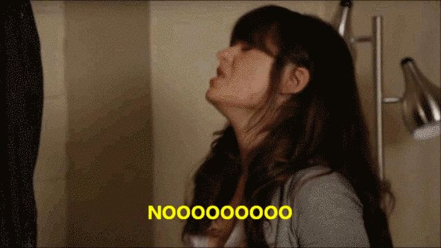"When you log onto Facebook and see that yet another friend got engaged. | Being Single During Wedding Season, As Explained By ""New Girl"" GIFs"