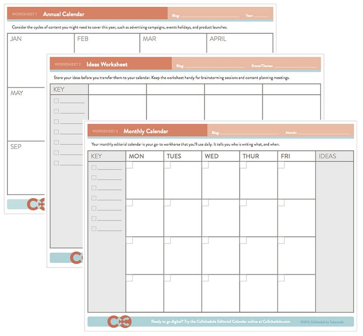 What is your content plan for 2013?\