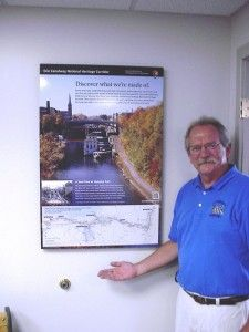 """""""Low Bridge Everybody down!"""" Learn about the Erie Canal at the Erie Canal Discovery Center"""