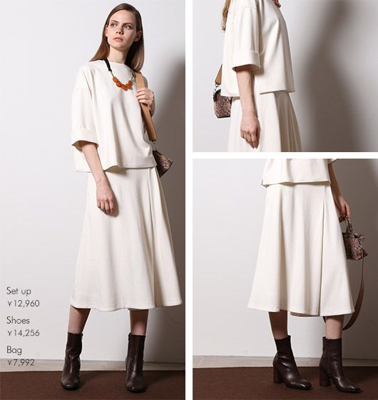 style18 Mila Owen 2016 Autumn Winter 1st collection pre order