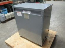 Zinsco 112.5 kVA 480 Delta to 208Y/120 113-415-3 Dry Type Transformer 3PH 112kva (DW0527-5). See more pictures details at http://ift.tt/2eLWIy6