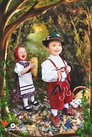 Hansel and Gretel Fairy Tale photography | Fairy Tales Imagery, Inc.