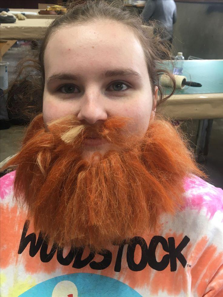 Beard and Mustache - Application
