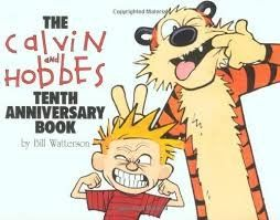 The+Calvin+and+Hobbes+Tenth+Anniversary+Book+(Paperback+–+September+5,+1995)+by+Bill+Watterson