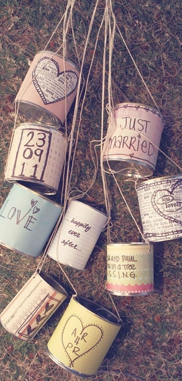 25 beautiful and inspiring ideas for your vintage wedding...