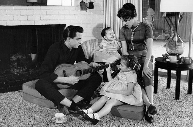 Aug. 7, 1954: John marries Vivian Liberto. The couple have four daughters: Rosanne, Kathy, Cindy and Tara.
