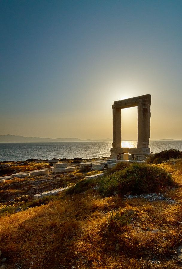 Temple of Apollon, Naxos, Gr by Gernot Posselt on 500px