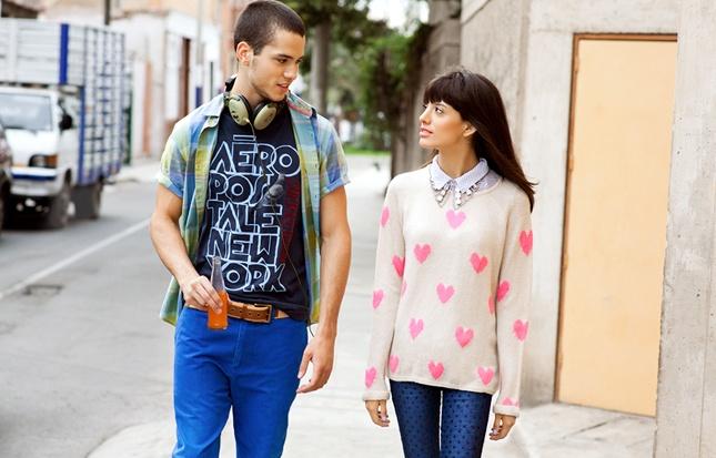 Saga Falabella. Iguales nunca más. Jeans. Streetstyle  http://www.igualesnuncamas.com