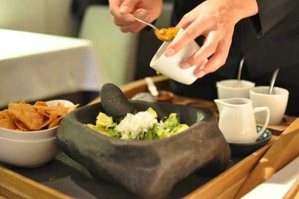 Restaurantes mexicanos exitosos en el extranjero.