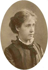 Lucie Baart (April 2, 1850 - March 4, 1932) Dutch writer and feminist.