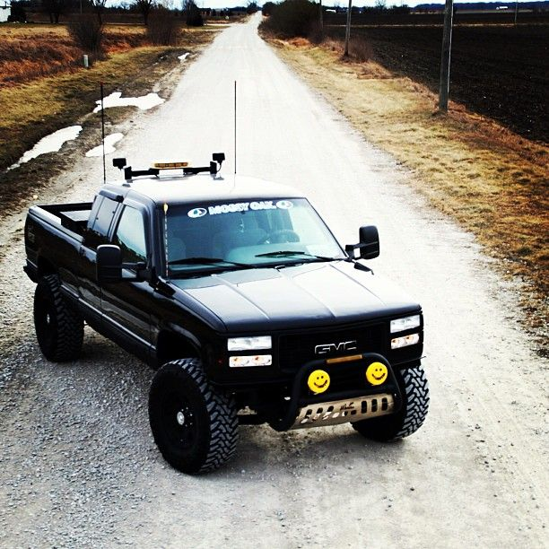 Best 130 Jacked Up Trucks And 4x4's Images On Pinterest