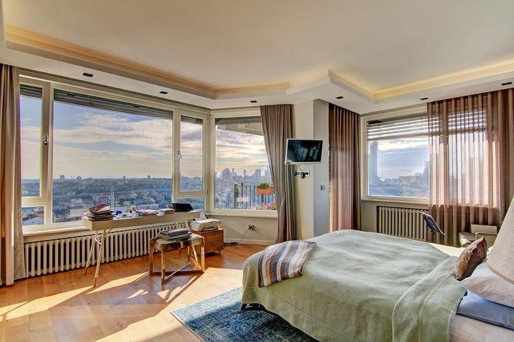 İstanbul bosphorus panorama scenic apartment for sale. Ulus, Beşiktaş,İstanbul. For details & virtual tour: http://emlakgezen.com/ilan/ulus-ta-marmara-girisinden-bogaz-manzarali-330-m2-kupon-daire/sanal-tur