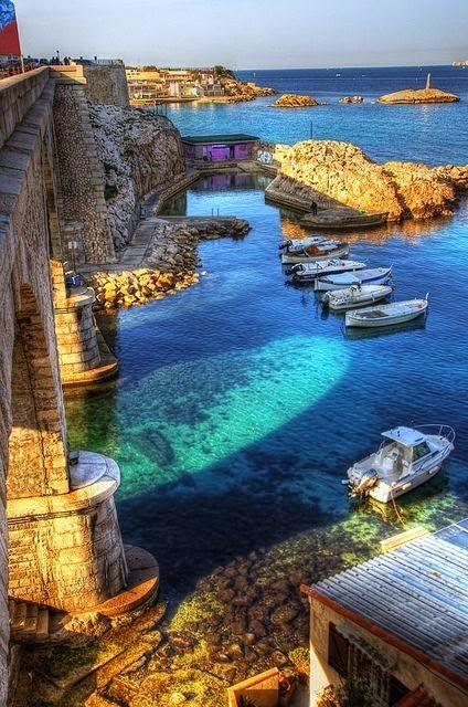 Places for Traveling: Top 5 Most Beautiful & Best Places to Visit in France