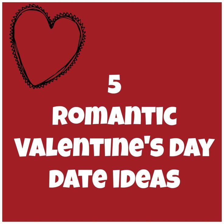 5 Romantic Valentine's Day Date Ideas