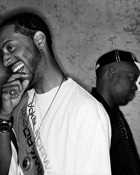 Jaylib, hip-hop music duo comprised of J Dilla (R.I.P.), record producer, rapper, & DJ and Madlib, DJ, multi-instrumentalist, rapper, & music producer. They are known for their collaborative albums Champion Sound, Champion Sound Deluxe Edition, & The Remix, as well as for their solo works. The duo's singles include The Red and McNasty Filth.