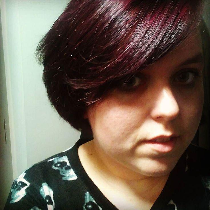 Hair dye is the best. <3