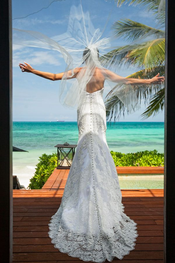 Wedding At Rosewood Mayakoba Playa Del Carmen Mexico And