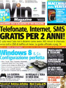 Win Magazine n. 180 Luglio 2013 Italian | PDF | 123 Pages | 56.38 Mb