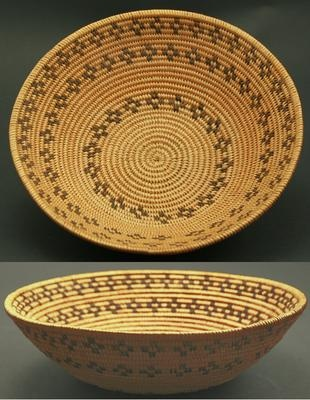 Chemehuevi Native American Indian Baskets - Chemehuevi Basket