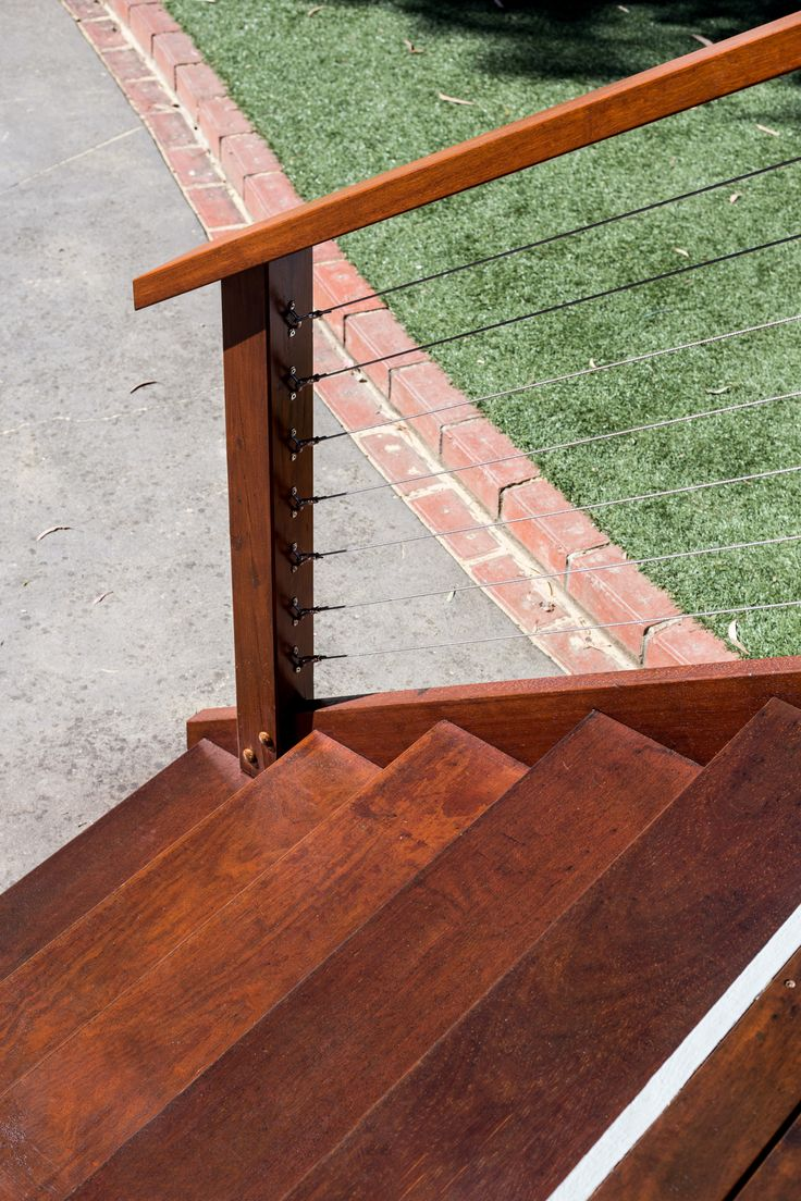 1000 ideas about merbau decking on pinterest spotted for Exterior timber decking