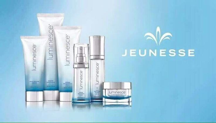 LUMINESCE Jeunesse Global   https://redzid73.jeunesseglobal.com