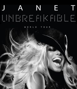 Dunkin' Donuts Center :: Janet Jackson : UNBREAKABLE World Tour June 22, 2016