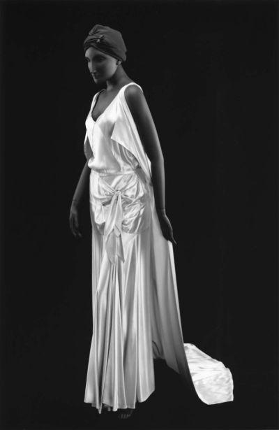 Lanvin   Court Presentation Gown   c. 1931