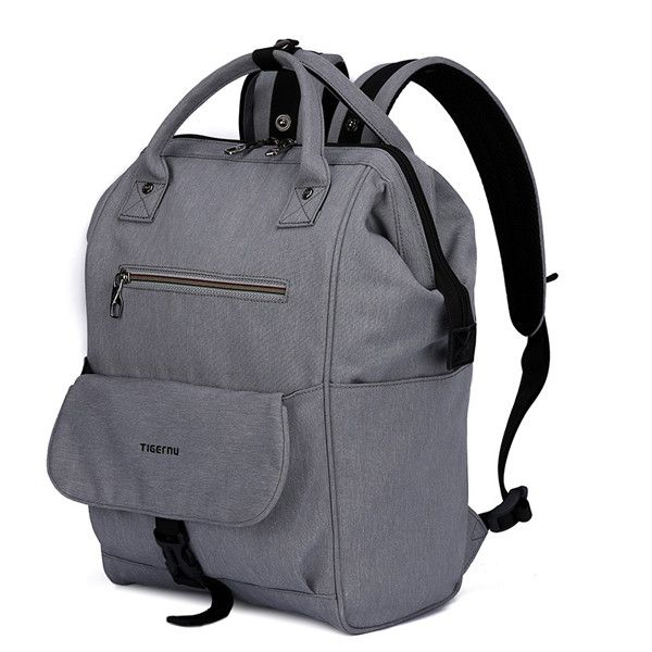 Item Type: Backpacks Backpacks Type: Softback Carrying System: Air Cushion Belt Exterior: Solid Bag Size: 13 inches Rain Cover: No Interior: Interior Slot Pocket,Cell Phone Pocket,Interior Zipper Pock