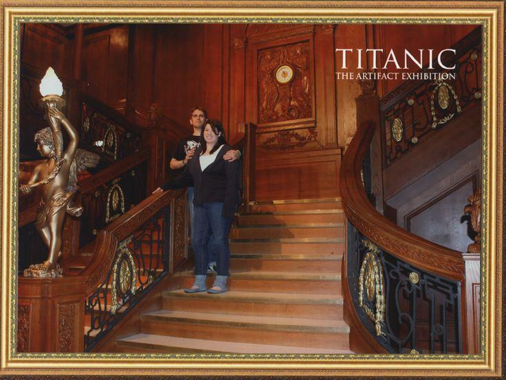 titanic exhibit at the luxor  las vegas  nv  the grand